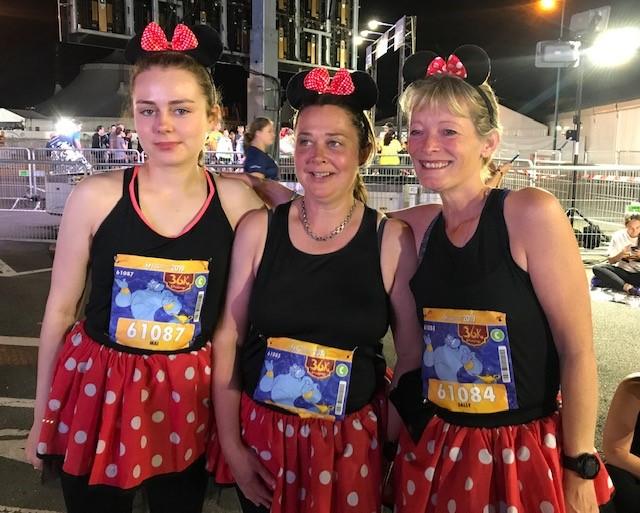 Disney Runners