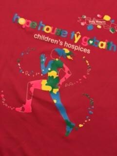 Hope House t-shirt